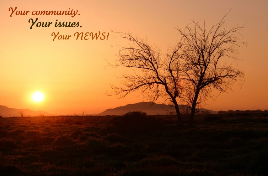 Your community. Your issues. Your news.