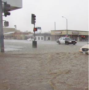 Palmdale flooding