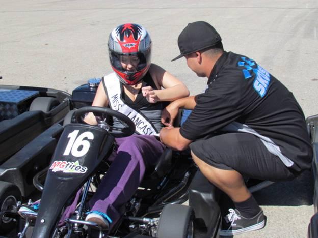 Ms. Lancaster Grand Prix