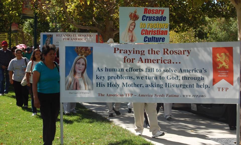 Rosary Crusade 1