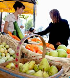 The BLVD Farmers' Market switches to winter hours