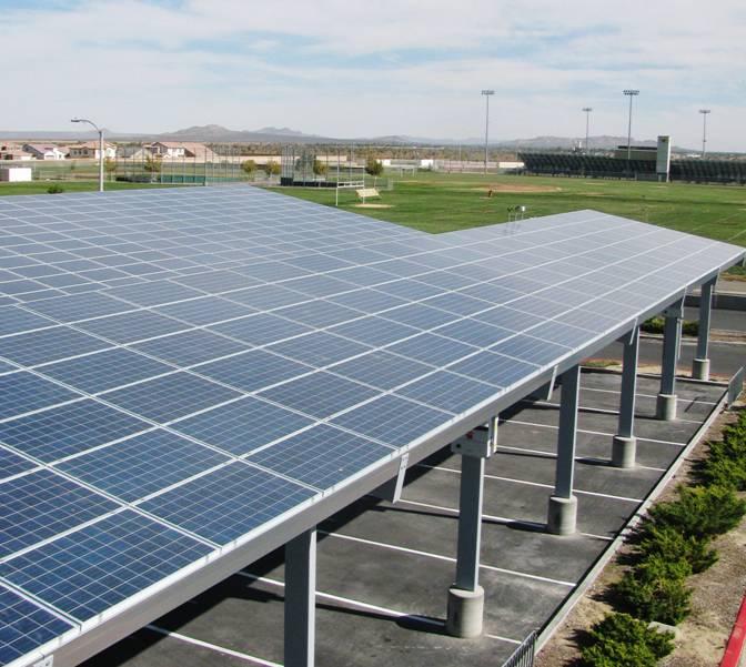 Pv Solar Carports : Solar carport contractor photovoltaic carports