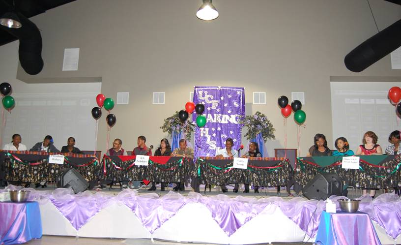 Several students showcased their knowledge of Black history at the Black365 Knowledge Bowl Competition last year. This year's competition takes place on Saturday (March 9)