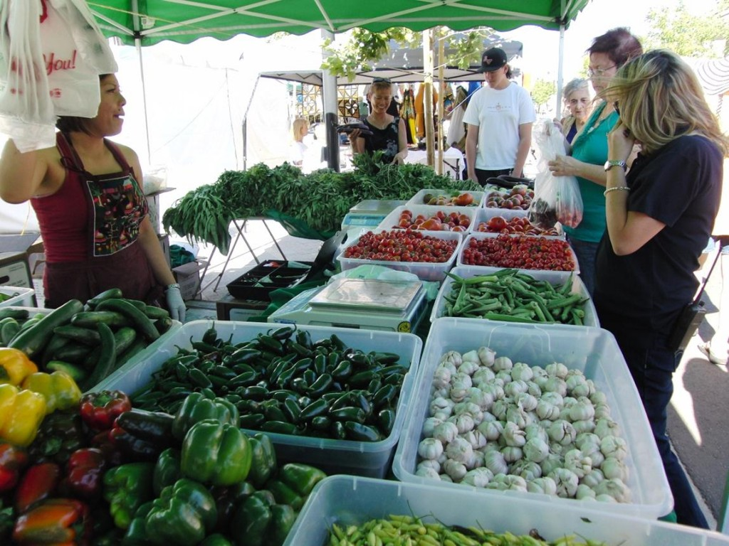 BLVD Farmers' Market shifts west