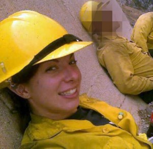 Jodi Biers worked for the U.S. Forest Service.
