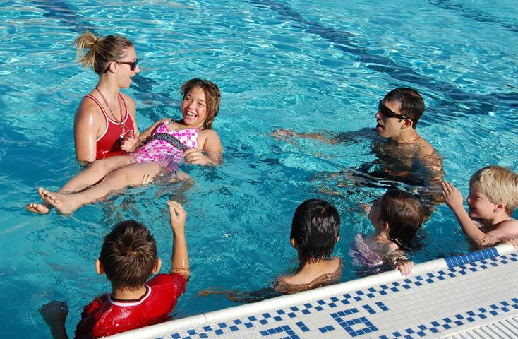 Join the world s largest swimming lesson on june 20 - Pools on the park swimming lessons ...