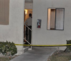 Sunset Ridge Apt stabbing 1