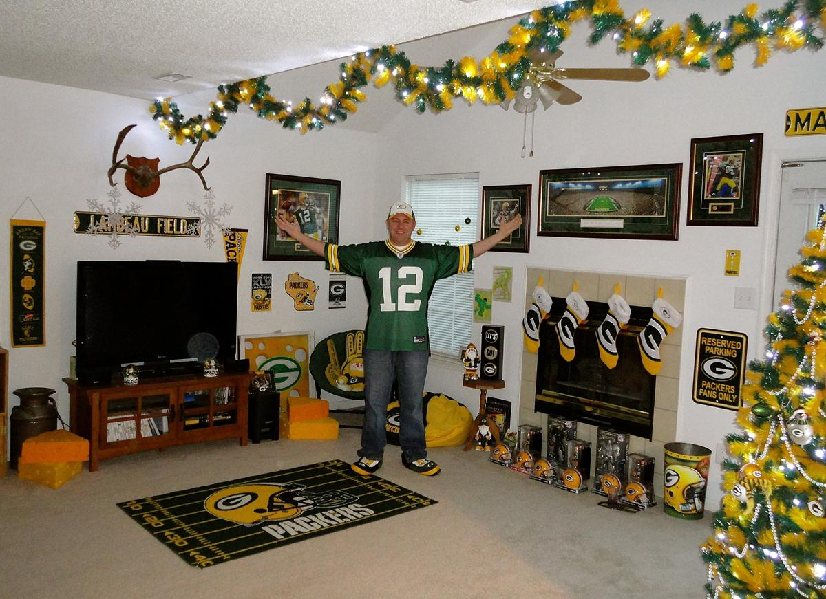 green bay packers decor - techieblogie