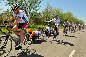 Funds raised will help injured veterans participate in Project HERO cycling programs on 34 military installations.