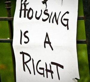 Housing rights workshop