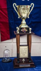 The JetHawks Championship Trophy (Photo by JAMES STAMSEK)