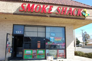 This is the second shooting at the Smoke Shack #2 in less than a month.