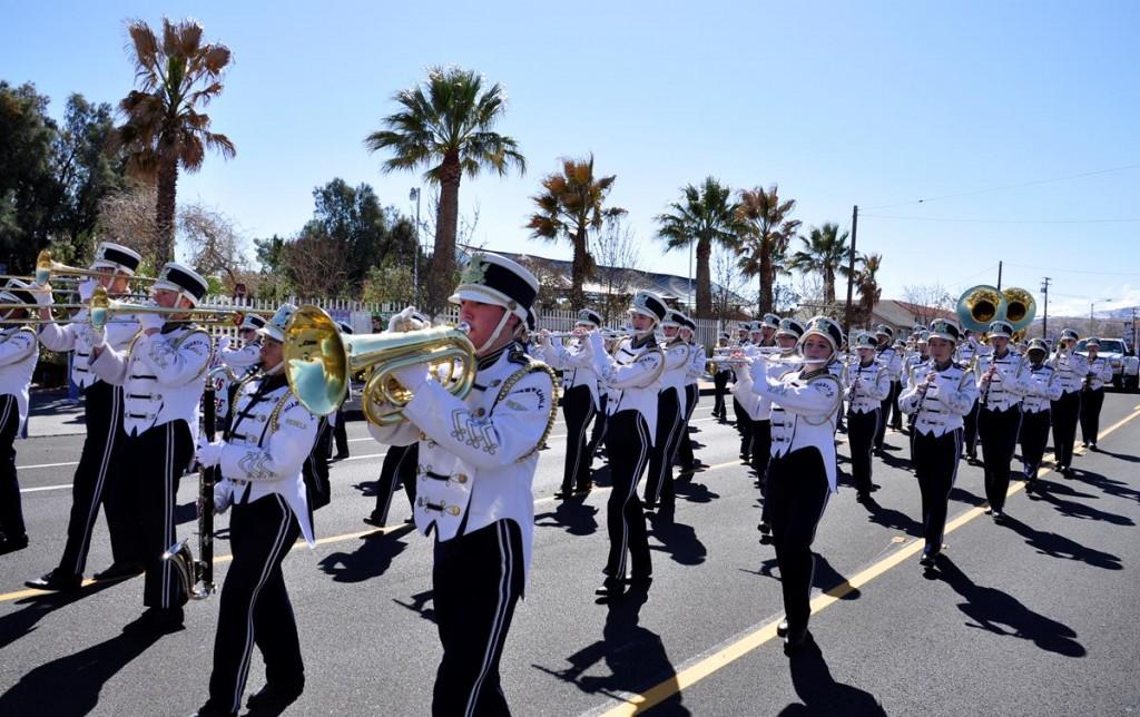Almond Blossom Parade