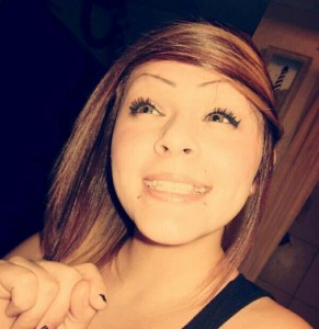 Destiny Tennison, 22, was killed in a crash on Feb. 25.