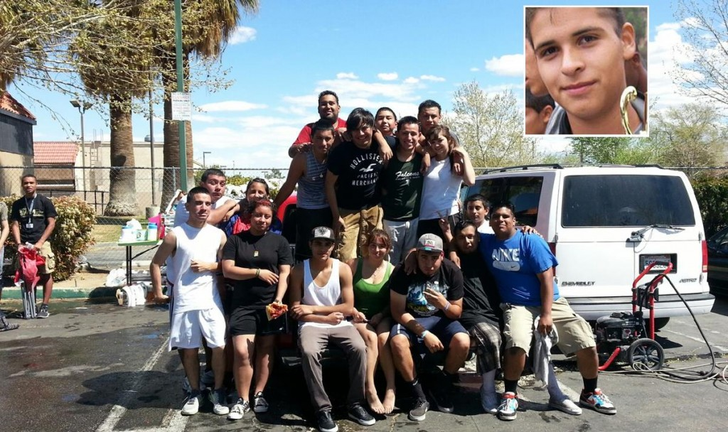 A car wash organized for the Valenzuela family on Saturday was a success, raising more than $4,000. (Photo contributed)