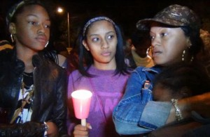 Simone Walker vigil 4