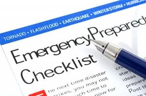 disaster preparedness survey lancaster