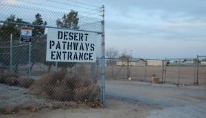 Desert Pathways HS exterior