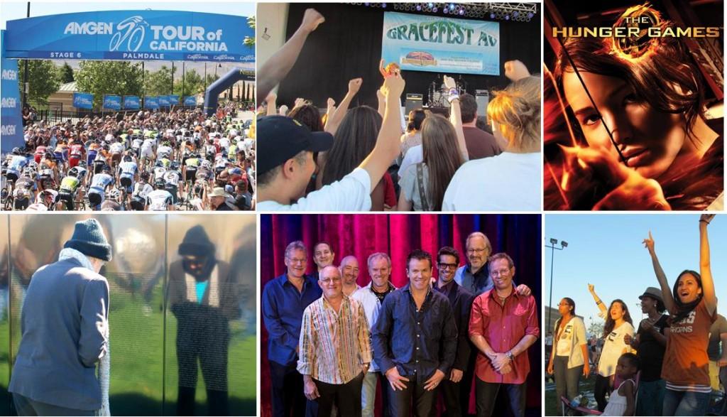 Palmdale Amphitheater 2013 lineup