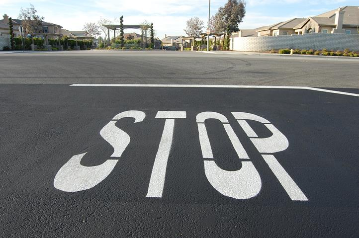 Stop sign error fixed Quartz Hill1