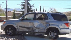 VW Beetle vs Toyota Sequoia 2