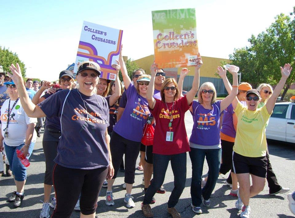 Nearly 2,000 residents took to the streets of Lancaster last year for Walk MS: Antelope Valley. (View our photo gallery here.) Organizers need your help to make this years event even bigger than last year's.
